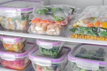 Conservation des aliments au froid